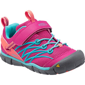 Keen Chandler CNX Shoes Kids, very berry/capri